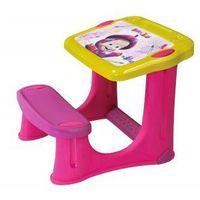 Stolik z ławeczką dla dzieci Masza i Niedźwiedź, 420200