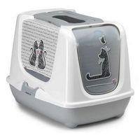 Yarro/Moderna Toaleta z filtrem Trendy - Zakochany kot [Y3446], Yarro/Moderna Toaleta z filtrem Trendy - Zakochany