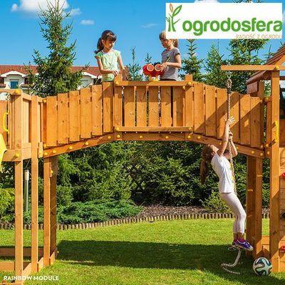 Domki i namioty dla dzieci Fungoo Ogrodosfera.pl