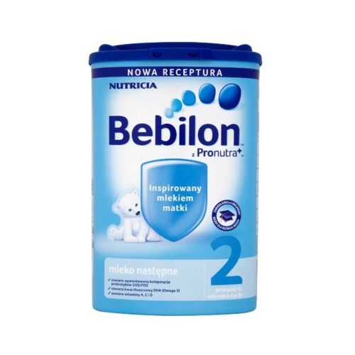 BEBILON 800g 2 z Pronutra Mleko następne powyżej 6 miesiąca