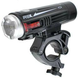LAMPA PRZÓD PROX CRATER CREE XM-L2 U2, 880Lm, 2600mAh, USB