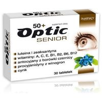 Optic Senior 50+ 30 tabl.