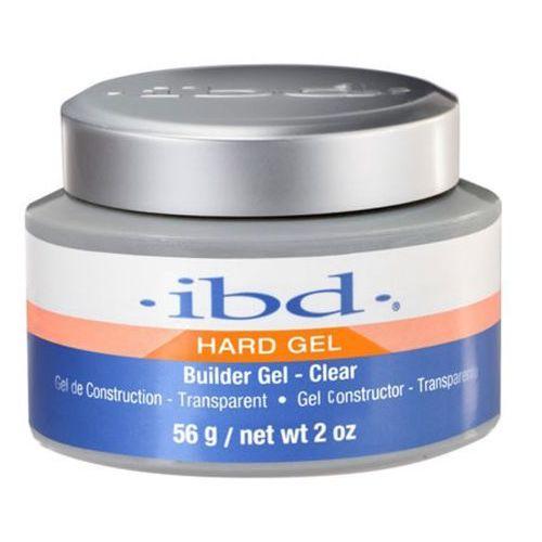 uv builder gel clear budujący żel uv do paznokci (przezroczysty) - 56 g. marki Ibd