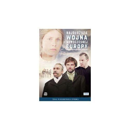 Najdłuższa wojna nowoczesnej Europy DVD (Płyta DVD) (5902739660652)