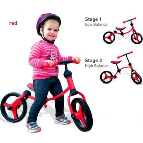 Rowerek biegowy smart-trike red marki Smart trike