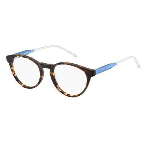 Tommy hilfiger Okulary korekcyjne th 1393 qrd