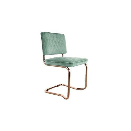 krzesło diamond kink mietowa zieleń 1100275 marki Zuiver