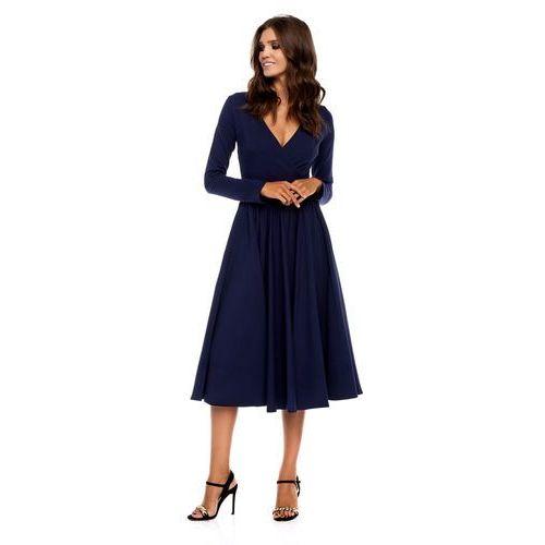 Sukienka Cosenza w kolorze granatowym, 1 rozmiar