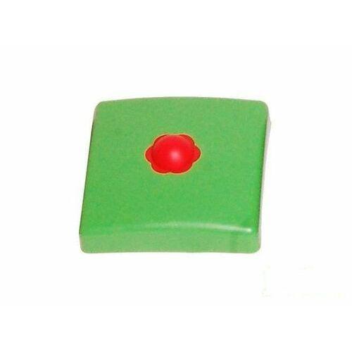 Plastikowa nakładka na belkę kwadratową 100x100 mm - jasnozielony (5902249707571)