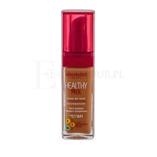 Bourjois paris healthy mix anti-fatigue foundation podkład 30 ml dla kobiet 60 dark amber - Super oferta