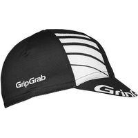 GripGrab Lightweight Czapka rowerowa, czarny/biały One Size 2021 Czapki z daszkiem Przy złożeniu zamówienia do godziny 16 ( od Pon. do Pt., wszystkie metody płatności z wyjątkiem przelewu bankowego), wysyłka odbędzie się tego samego dnia.