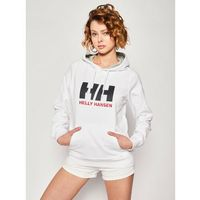 Helly Hansen HH Logo Bluza Kobiety, biały M 2021 Bluzy