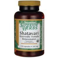 Kapsułki Swanson Shatavari 500mg - (120 kap)