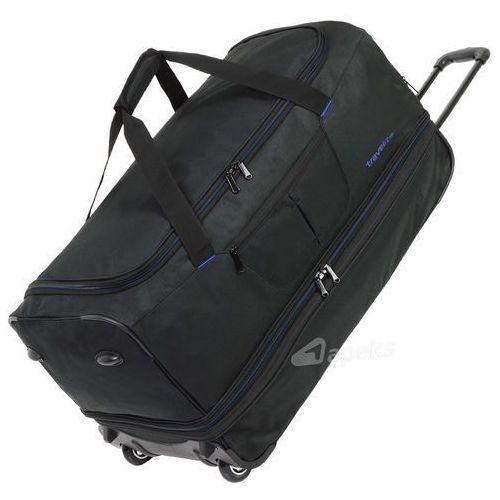 Torba podróżna Travelite Basics Doubledecker L - czarny