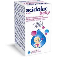 Krople ACIDOLAC BABY krople doustne 10ml