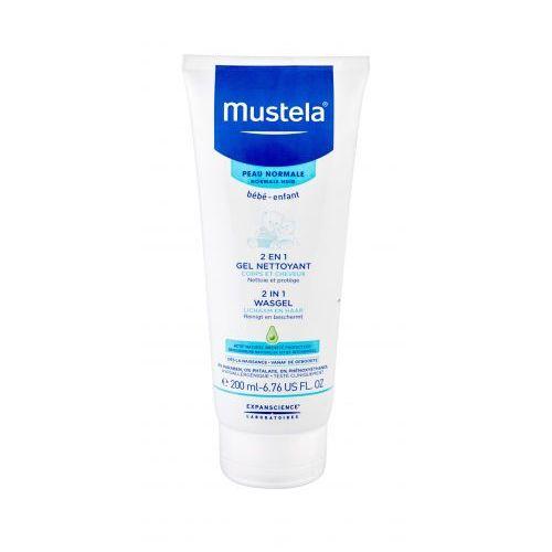 Mustela Bébé 2 in 1 Shower Gel żel pod prysznic 200 ml dla dzieci - Bardzo popularne