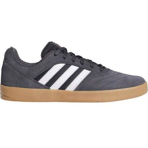Adidas Buty - suciu adv ii dgsogr/ftwwht/gum4 (dgsogr-ftwwht-gum4)