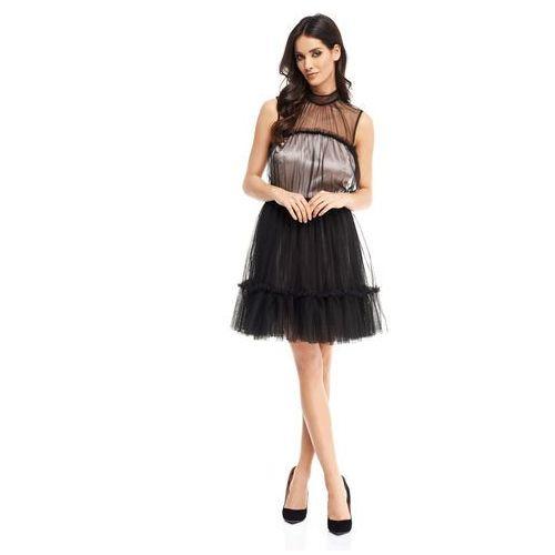 Sukienka Lulu w kolorze czarnym