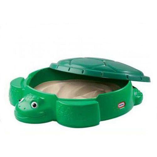 Little tikes żółwiowa piaskownica, pakowana pojedynczo