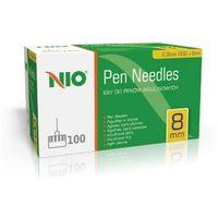 Promisemed medical devices Igły do penów nio pen needles 8mm x 0,30mm (30g)