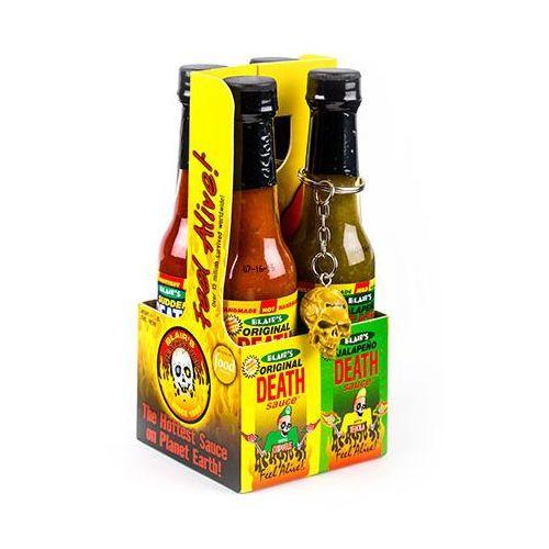 Blair's death sauce box Blair's sauce