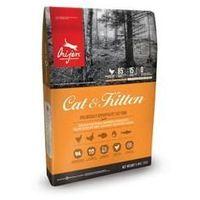 cat & kitten 5,4kg + gratis marki Orijen