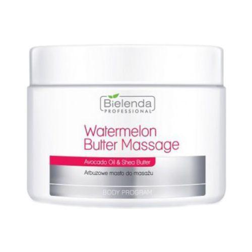 Bielenda professional watermelon butter massage arbuzowe masło do masażu ciała - zdjęcie produktu