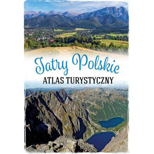 Tatry polskie atlas turystyczny (192 str.)