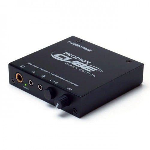 Zewnętrzna karta dźwiękowa AUDIOTRAK Prodigy Cube Black USB, 1_674290