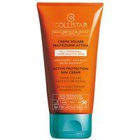 Collistar Active Protection Sun Cream Face-Body SPF30 preparat do opalania ciała 150 ml dla kobiet