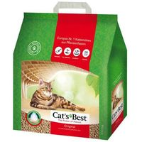 Naturalne podłoże CAT BEST Original - 40l / 17,2kg