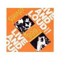 Live And Loud - Sham 69, 999 (Płyta CD), STEP CD 053