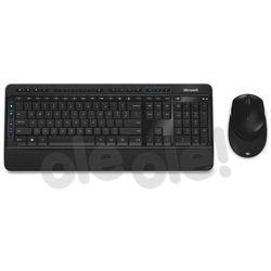 Zestawy klawiatury z myszką  Microsoft