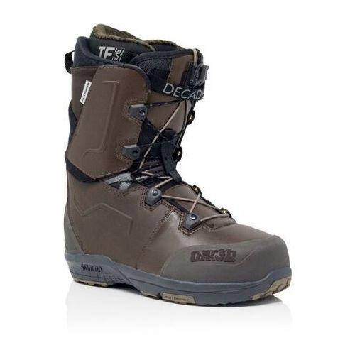 Buty snowboardowe decade sl (brown) 2020 marki Northwave