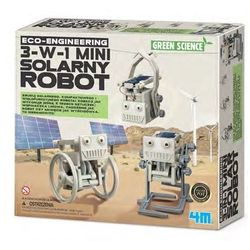 Roboty dla dzieci  4m