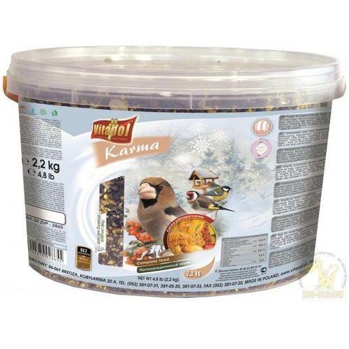 VITAPOL Pokarm dla ptaków zimujących 2.2 kg - DARMOWA DOSTAWA OD 95 ZŁ! (5904479028655)
