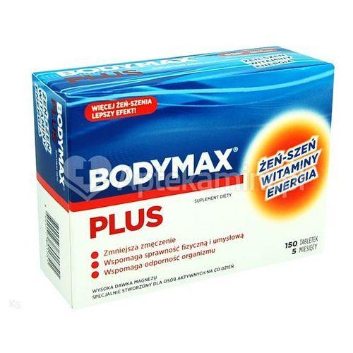 Tabletki Bodymax Plus x 150 tabl. *C