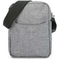 torebka MI-PAC - Flight Bag Crosshatch-Grey (S16) rozmiar: OS