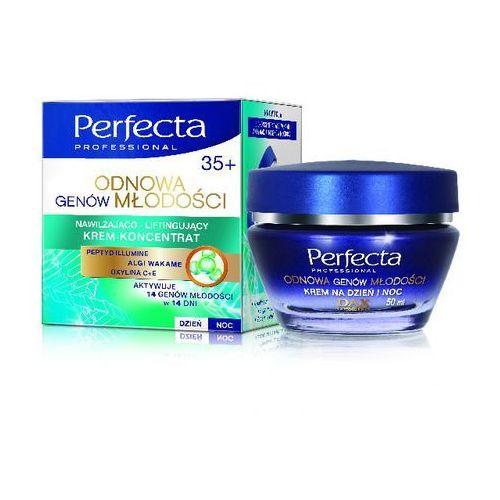 Dax Cosmetics Perfecta Odnowa Genów Młodości 35+ Krem na dzień i noc 50ml - DAX