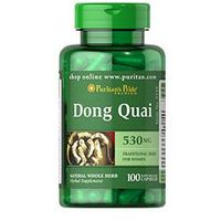 DONG QUAI, 530 mg / 100 KAPS., PURITAN'S PRIDE