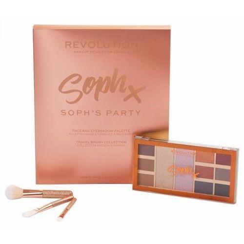 Makeup Revolution Zestaw prezentowy do makijażu Party Soph 1op., 5057566050876