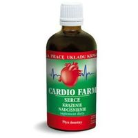 Cardio Farm 100 ml – serce, nadciśnienie, krazenie