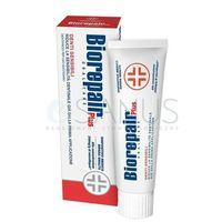 Biorepair plus sensitive pasta odnawiająca szkliwo dla wrażliwych zębów 75 ml (8017331052648)