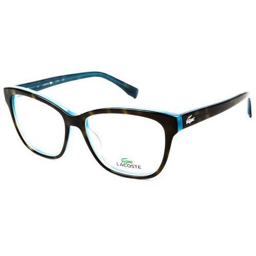 Okulary korekcyjne l2723 220 Lacoste