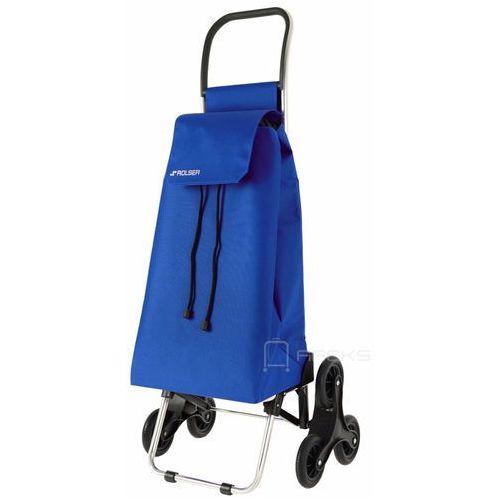 Rolser rd6 wózek na zakupy / 6-kołowy na schody / saq006 azul - niebieski (8420812913985)