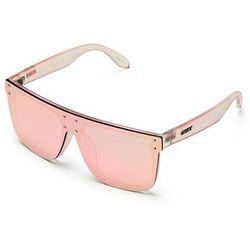 Quay australia Okulary słoneczne qc-000213 quayxkylie hidden hills pnk/pnk