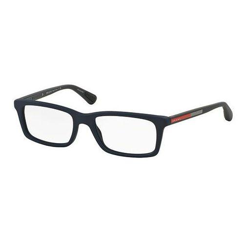Okulary korekcyjne ps02cv tfy1o1 Prada linea rossa