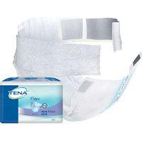 flex maxi xl - oddychające pieluchomajtki z pasem mocującym - 21szt marki Tena