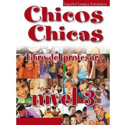 Chicos Chicas 3 GIM Podręcznik. Język angielski (128 str.)
