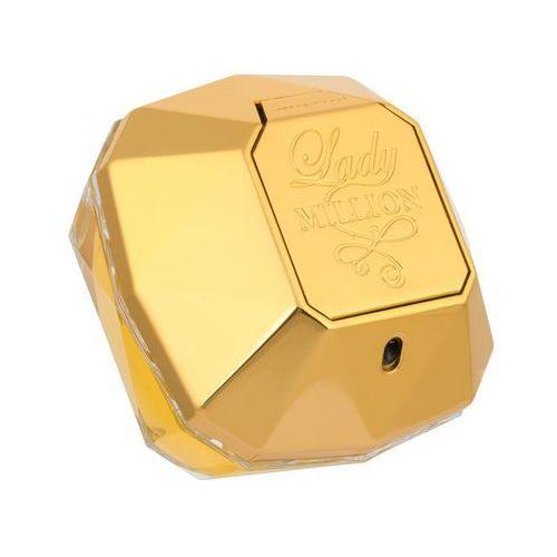 Paco Rabanne Lady Million, woda perfumowana, 80ml, Tester (W) - Bardzo popularne